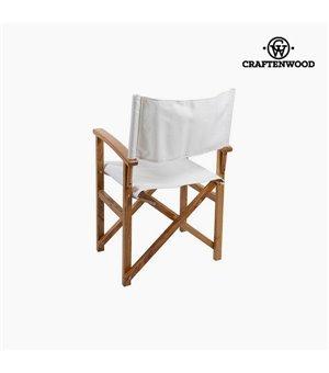 Stuhl Niembaumholz Weiß (86...