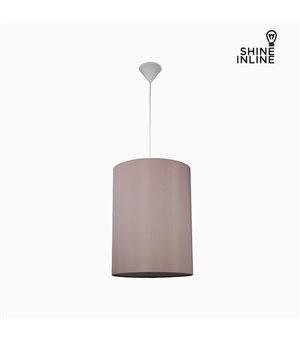 Deckenlampe Aschgrau (45 x 45 x 60 cm) by Shine Inline