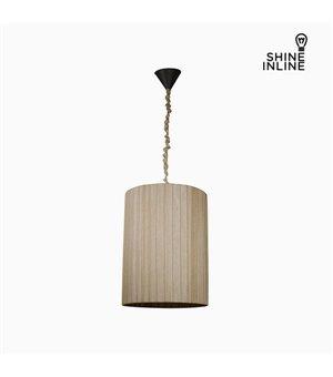 Deckenlampe Braun (45 x 45 x 60 cm) by Shine Inline