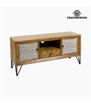 TV-Tisch Tanne Mdf (121 x 57 x 38 cm) by Craftenwood