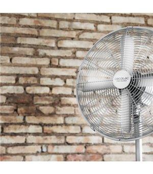 Freistehender Ventilator Cecotec Forcesilence 570 Steelstyle 60W