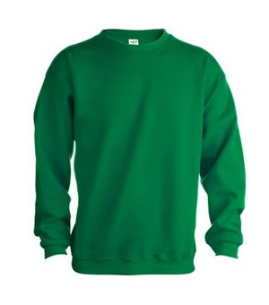 Unisex Sweater ohne Kapuze...