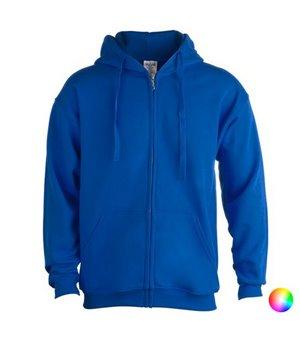 Unisex Sweater mit Kapuze und Reißverschluss 145866