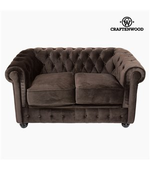 Chesterfield Sofa 2-Sitzer...