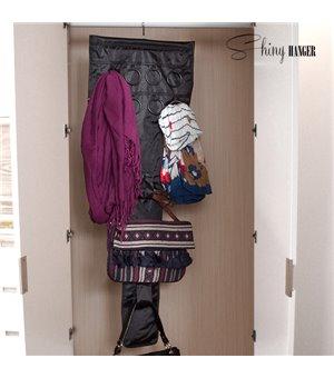 Shiny Hanger Glam Handtaschen- und Accessoire-Organiser