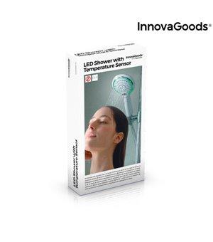 InnovaGoods LED-Dusche mit...
