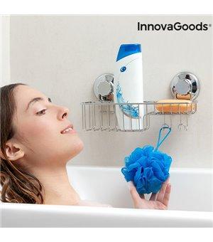 InnovaGoods Duschablage mit...