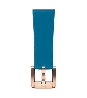Uhrband Marc Coblen MCSR-R7700C Blau