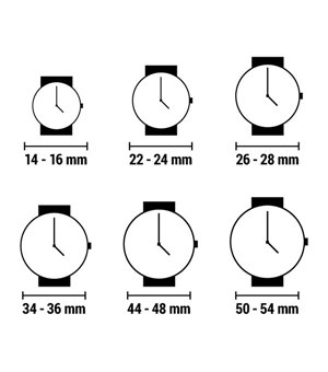 Unisex-Uhr Radiant RA263603...