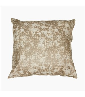 Kissen (60 x 60 cm) Champagner - Cities Kollektion
