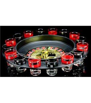 Roulette Trinkspiel Set