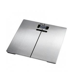 Digitale Personenwaage Pw 5661 Fa Aeg 180 kg Silberfarben