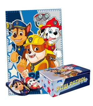 Paw Patrol Metallbox mit...