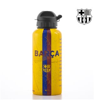 F.C. Barcelona Hymne Aluminium Trinkflasche