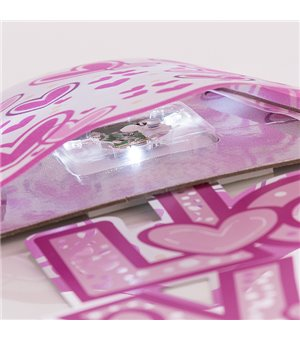Romantic Items LED Heart...