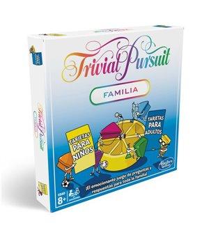 Family Trivial Pursuits Hasbro