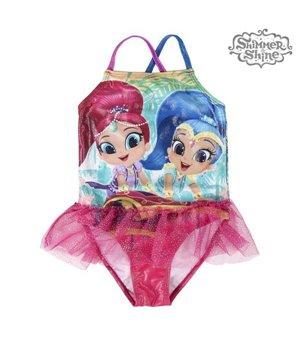 Badeanzug für Kinder Shimmer and Shine 73786