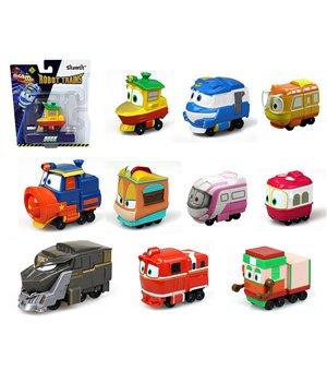 Robot Trains