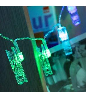 LED Lichterkette mit...