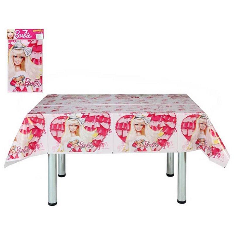 Tischdecke für Kinderparties Barbie 115209