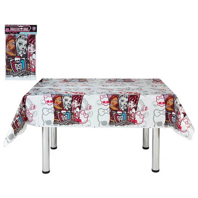 Tischdecke für Kinderparties Monster High 117677