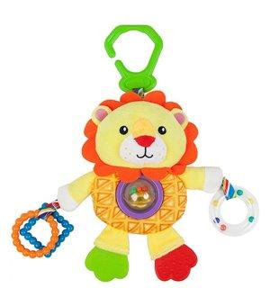 Interaktives Stofftier für Babys Nenikos Löwe +3m 112238