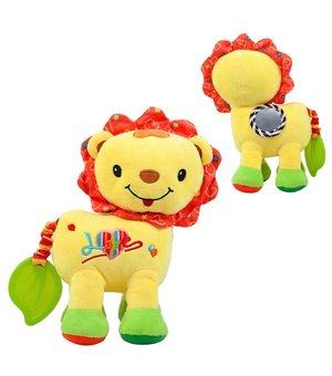 Interaktives Stofftier für Babys Nenikos Löwe +3m 112214