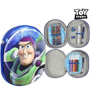 Dreifaches Federmäppchen Toy Story 78865