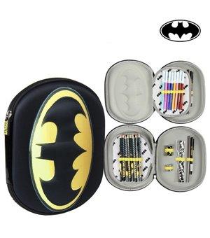 Dreifaches Federmäppchen Batman 78872