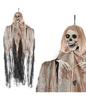 Hängendes Skelett (90 cm) Braun