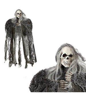 Hängendes Skelett (50 x 39...