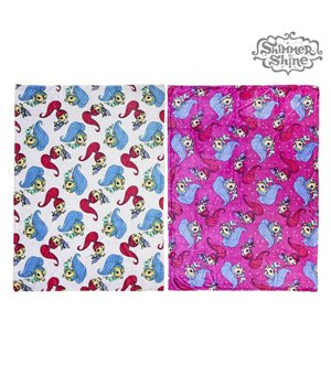 Fleece-Decke Shimmer and Shine 73361 (120 x 160 cm)