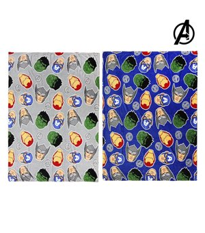 Fleece-Decke The Avengers 73362 (120 x 160 cm)