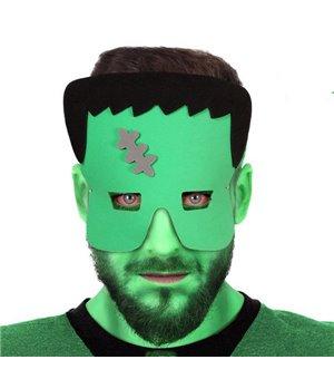 Maske Moosgummi Frankenstein