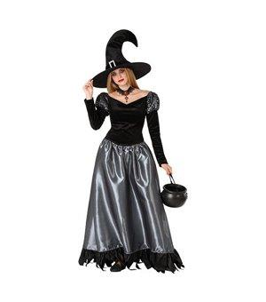Verkleidung für Kinder Hexe (Größe 14-16 jahre)
