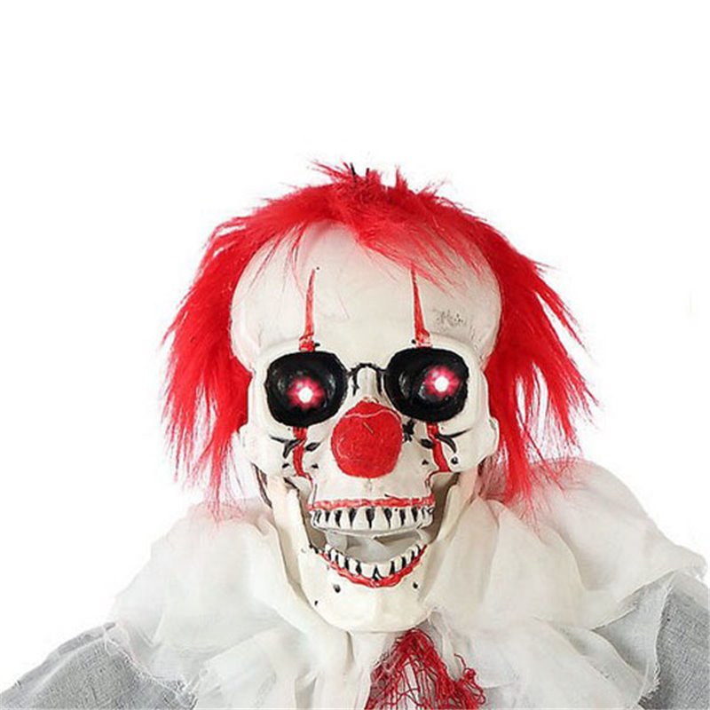 Hänge-Clown Skelett (153 Cm)