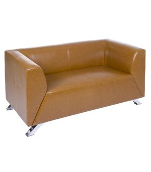 Zweisitzer-Sofa Elegant...