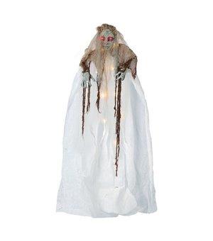Dekoration zum Aufhängen Zombie braut (183 Cm)