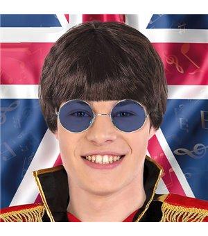 Perücke Ringo Kastanie