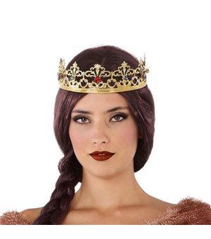 Krone Königin Golden