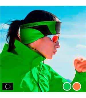GoFit Sportstirnband mit Kopfhörern