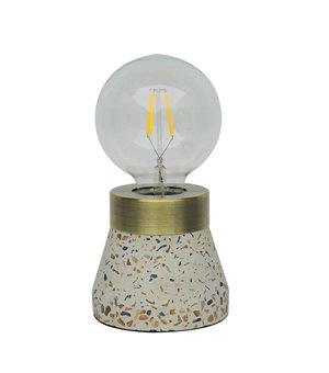 Tischlampe Edison (10 x 10 x 11 cm)