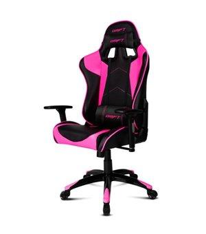 Gaming-Stuhl DRIFT DR300BK Schwarz Rosa