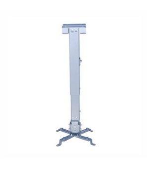 Verstellbare Deckenhalterung für Projektoren TooQ PJ2012T 20kg 13 - 65 cm -15º/+15º Silber
