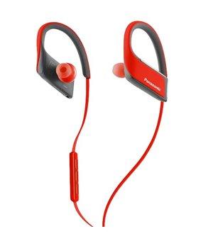 Bluetooth Sports Headset mit Mikrofon Panasonic RP-BTS30E Rot