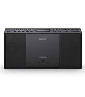 Micro-Hi-Fi-System Sony ZS-PE60 Schwarz
