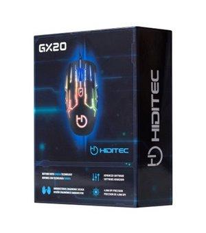 LED Gaming-Maus Hiditec...