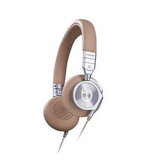 Kopfhörer mit Mikrofon Hiditec WHP010001 Camel