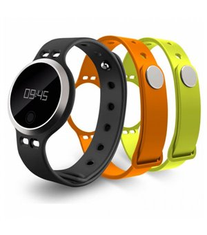 "Activity-Armband ORA FIT 2 OSB006-F2B 0.82"" Bluetooth 4.2 IP65 Android /iOS 23 g Schwarz"