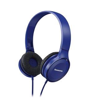 Kopfhörer Panasonic RPHF100EA Blau